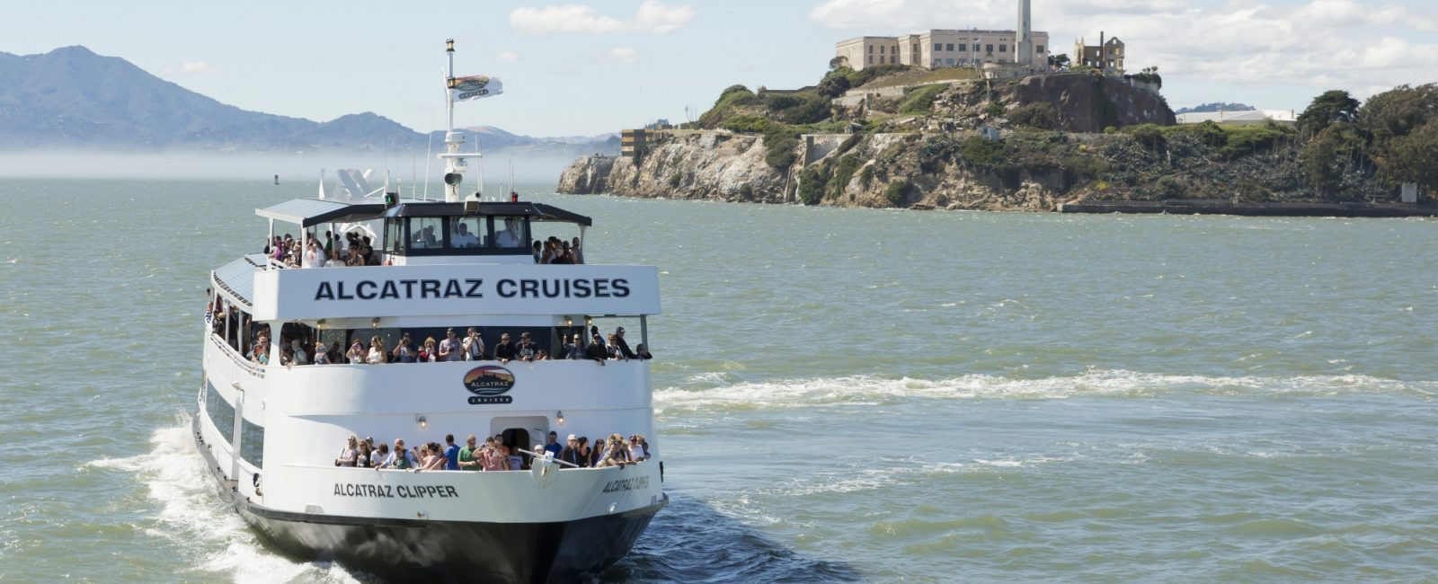 Alcatraz Cruises The Official Website And Only Source For
