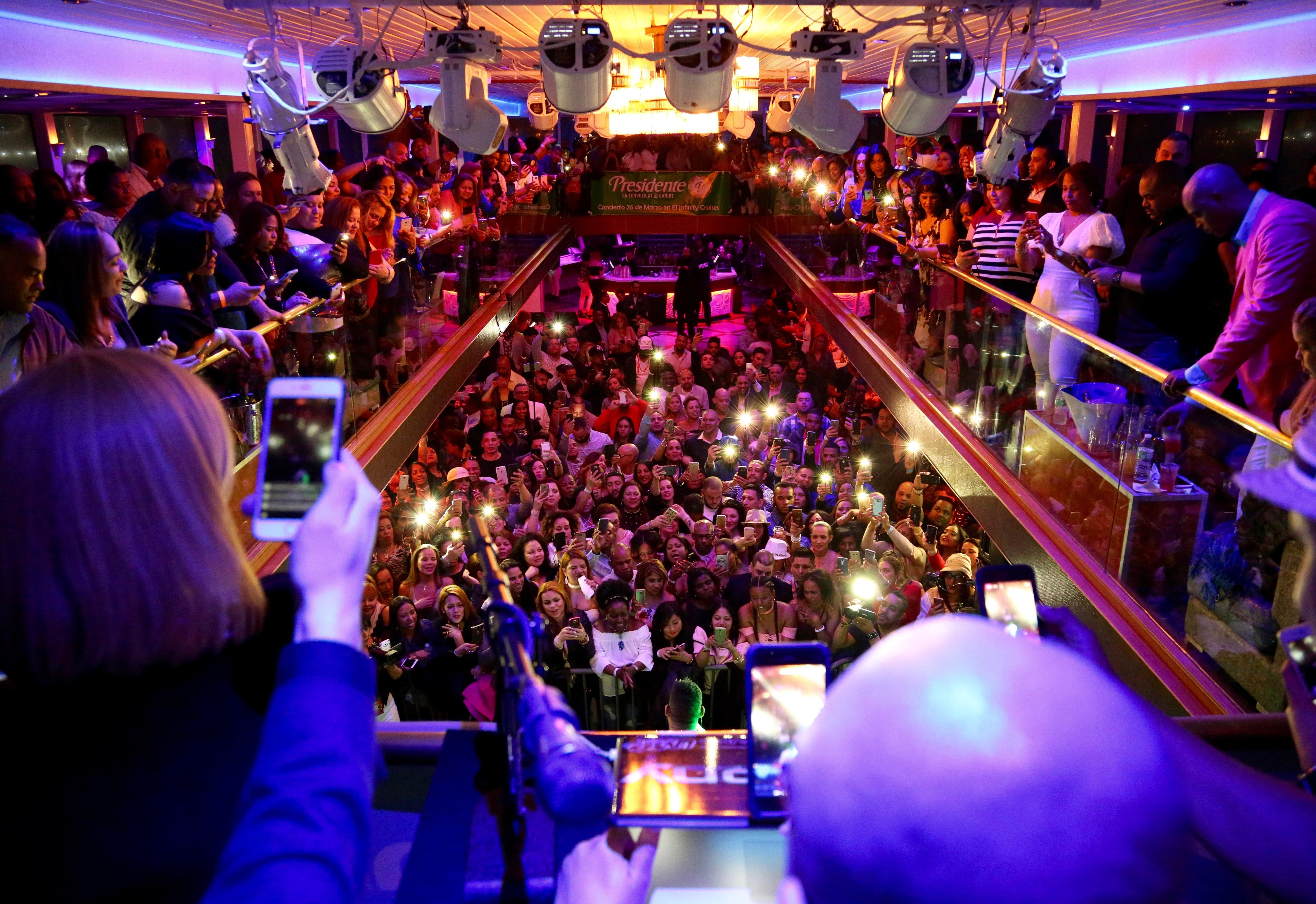 Rock The Yacht Halloween 2020 Nyc Party Cruise NYC | Boat Party with Rock the Yacht! | Hornblower