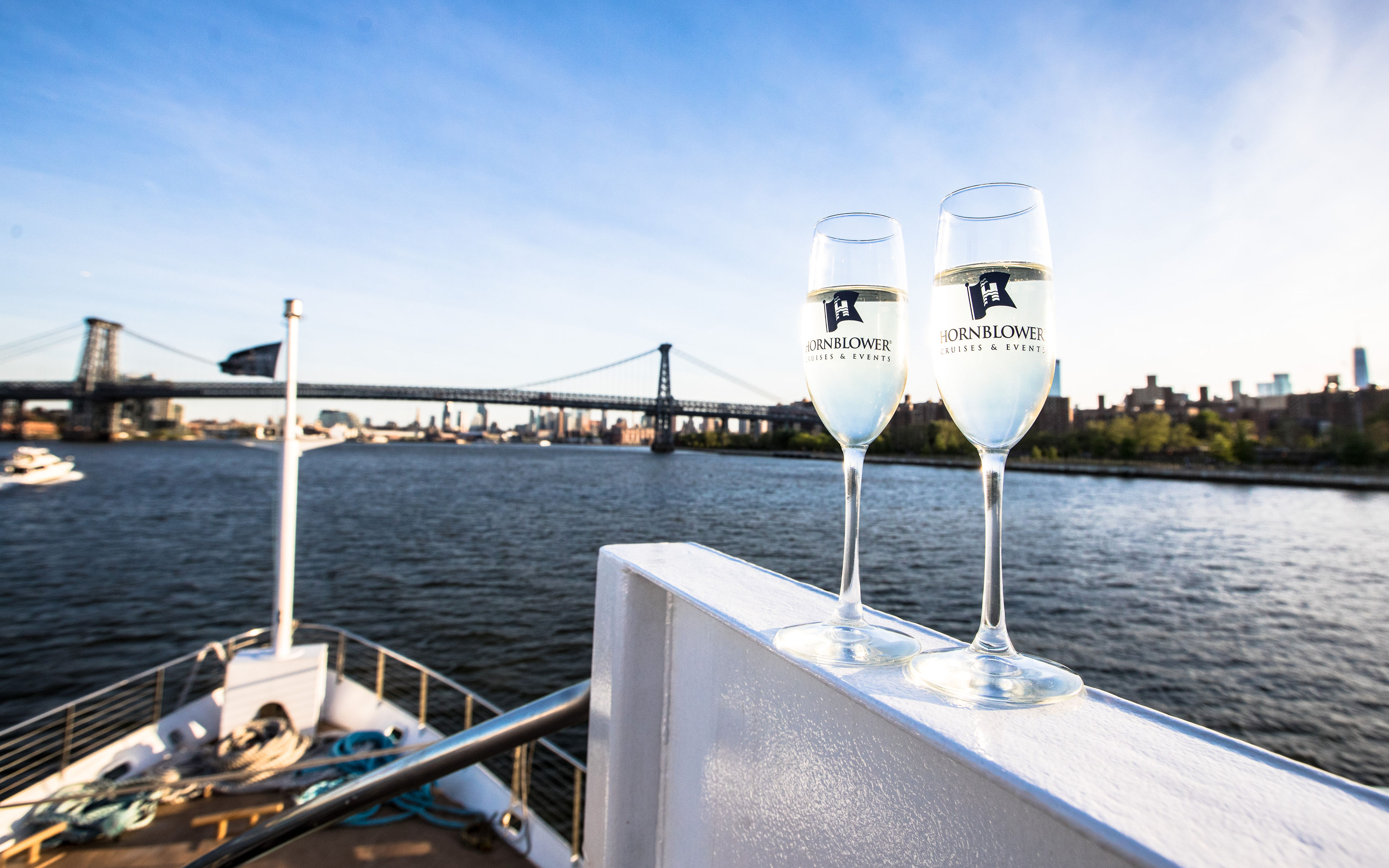 NYC Boat Cruises, Tours, Charters & Dining Cruises | Hornblower